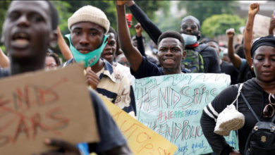 Photo of Nigeria Protest Group Asks for Bitcoin Donations After Regulators Block Bank Account
