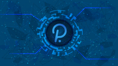 Photo of Polkadot token now the 6th largest by market cap