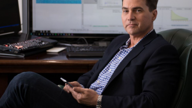 Photo of Craig Wright on 'strategic gain and opportunity-finding'