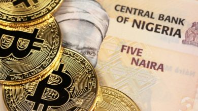 Photo of Despite the central bank's alert, Bitcoin trading volume in Nigeria continues to grow.