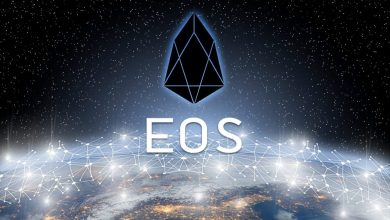 Photo of The price of an EOS token has risen to $8.83