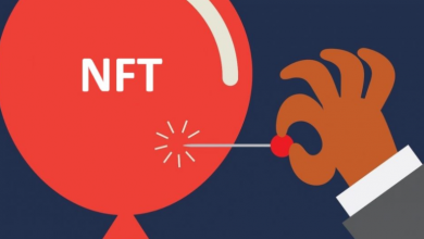 Photo of NFT bubble bursts as market crashes by 90%