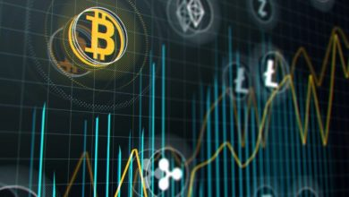 Photo of Trading volume on the Bitcoin market decreases in July